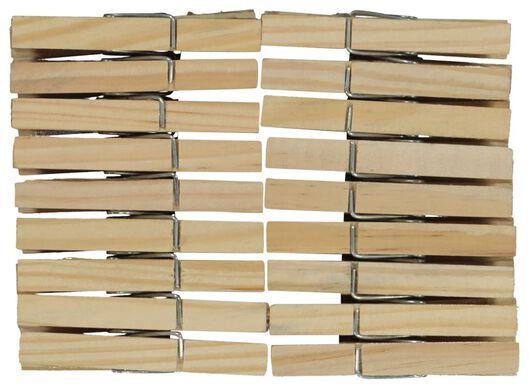 36 clothes pegs - 20520035 - hema
