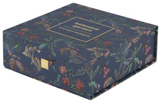 18 bougies parfumées - Ø 3.5 cm - figue/rose - 13501987 - HEMA