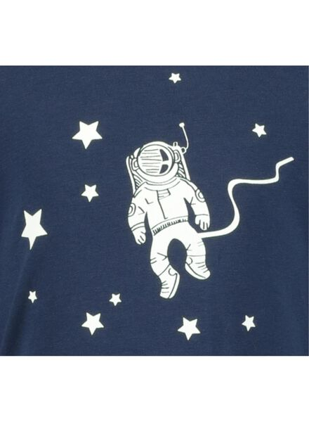 children's pyjamas dark blue dark blue - 1000016859 - hema