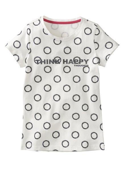 children's T-shirt off-white off-white - 1000006157 - hema