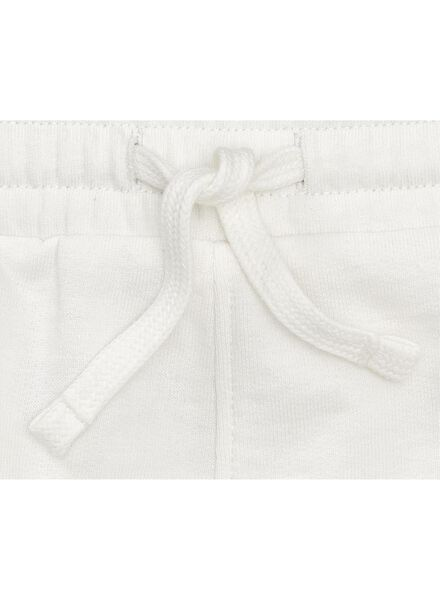 children's sweat shorts off-white off-white - 1000005673 - hema