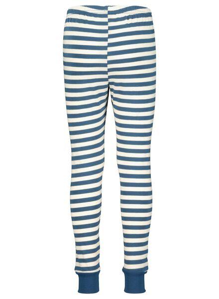Kinder-Pyjama blau blau - 1000016861 - HEMA
