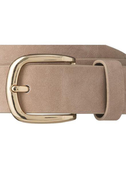 women's belt light pink light pink - 1000006464 - hema