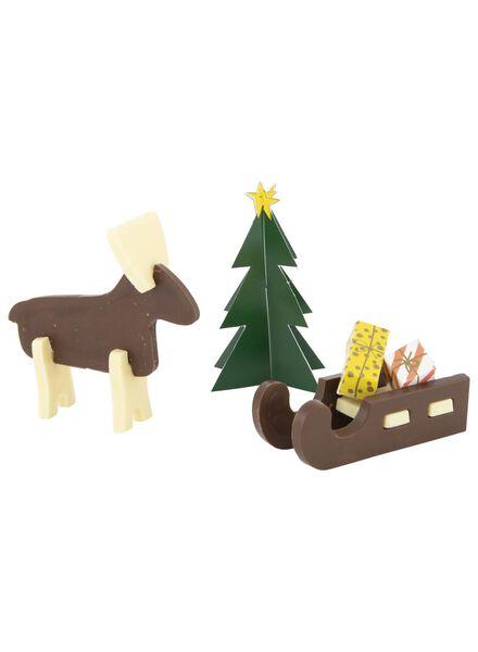kit de construction chocolat - 10000157 - HEMA