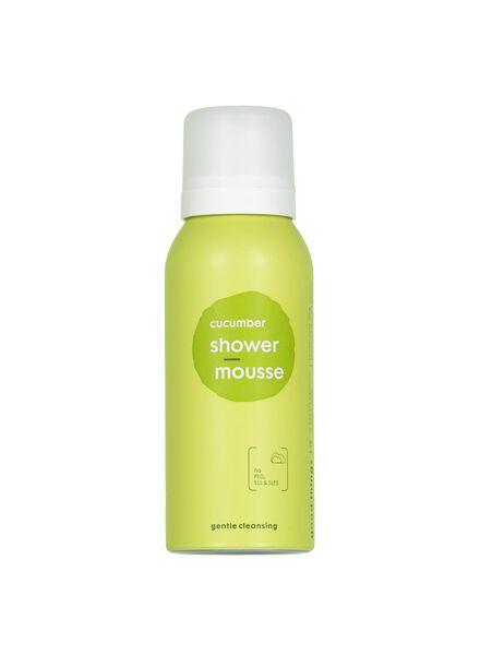 3 mini mousses pour la douche - 11314200 - HEMA