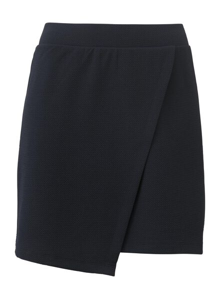 women's skirt dark blue dark blue - 1000006826 - hema