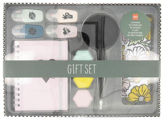 boîte cadeau accessoires de bureau 26.5x37x9 - 14878900 - HEMA