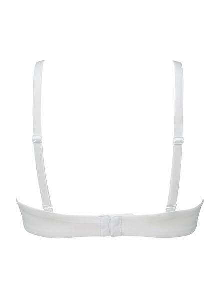 padded bh - support zonder beugels B-D wit wit - 1000014814 - HEMA