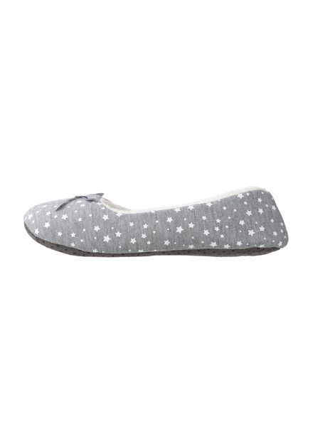 women's slippers grey grey - 1000006334 - hema