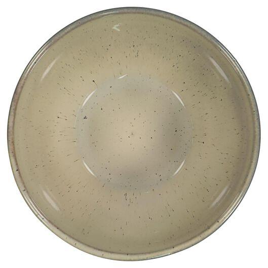 bowl - 14 cm - Porto - reactive glaze - sand - 9602038 - hema