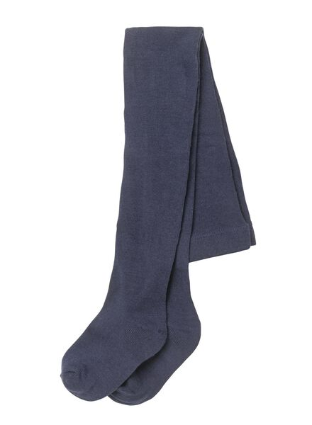 children's tights dark blue dark blue - 1000014808 - hema