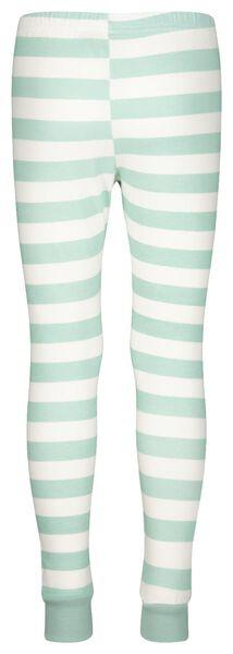 Kinder-Pyjama, Fleece, Panda hellgrün 98/104 - 23010701 - HEMA