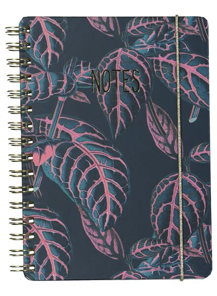A5 ruled notebook - 14135707 - hema
