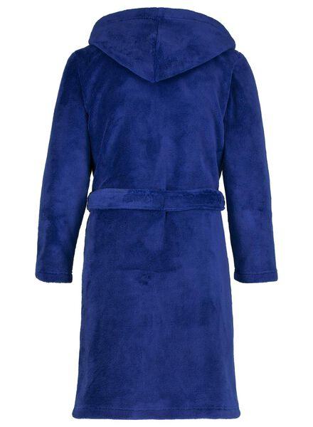 children's bathrobe dark blue dark blue - 1000014377 - hema