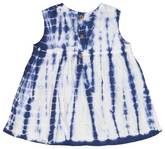 Baby-Kleid blau 92 - 33084436 - HEMA
