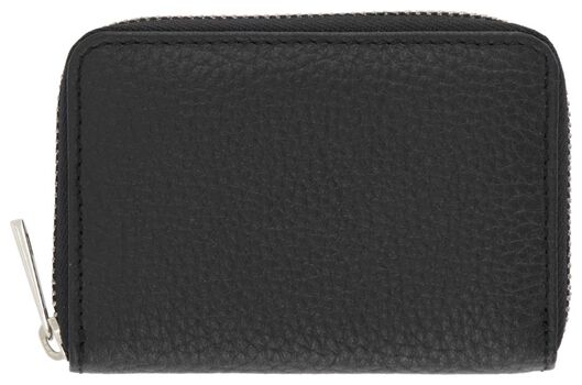 HEMA Portemonnaie, 7.5 X 11 Cm, Schwarz