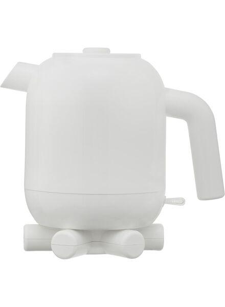 bouilloire Ketelbinkie sans fil - 1.2 litre - blanc - 80010068 - HEMA