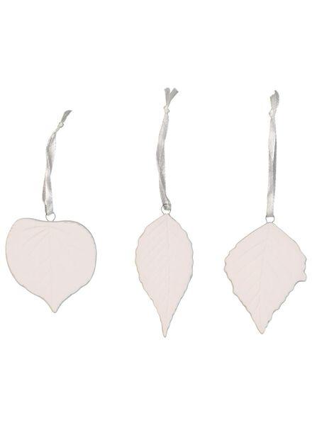 Image of HEMA 3 Ceramic Christmas Hangers