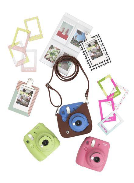 Appareil photo à selfie Fujifilm Instax mini 9 - 60300389 - HEMA