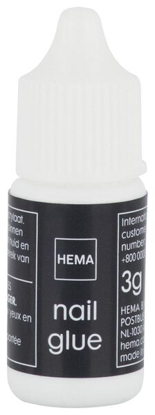 colle pour ongles - 11249046 - HEMA