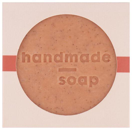 bloc de savon hand and body - grenade 90 g - 11312801 - HEMA