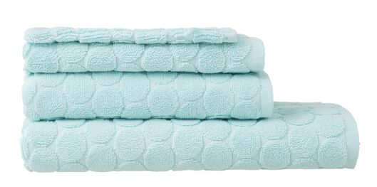 towels - heavy quality - dotted mint green mint green - 1000015153 - hema