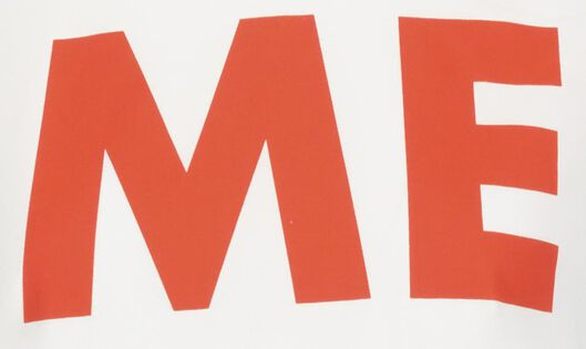 T-shirt for adults - mini-me orange orange - 1000019295 - hema