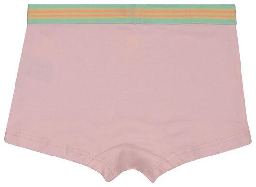 3-pack children's boxers pink pink - 1000018021 - hema