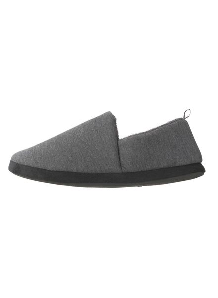 men's slippers grey grey - 1000006346 - hema
