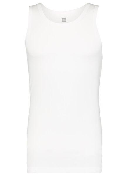 HEMA 2er-Pack Herren-Hemden Mit Bambus Weiß