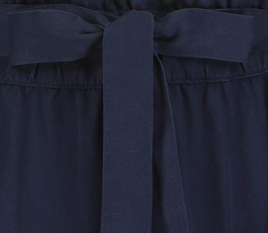 women's skirt dark blue dark blue - 1000019347 - hema