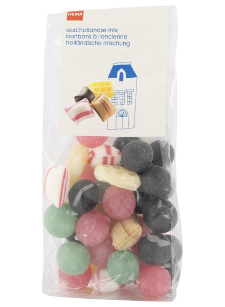 traditional Dutch mix of candy 150 grams - 10500011 - hema