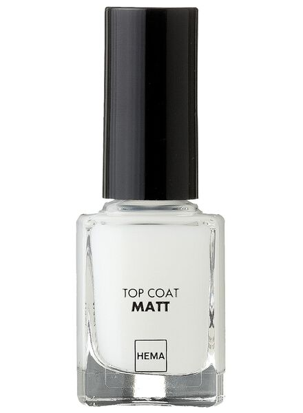 top coat nailpolish - 11244520 - HEMA