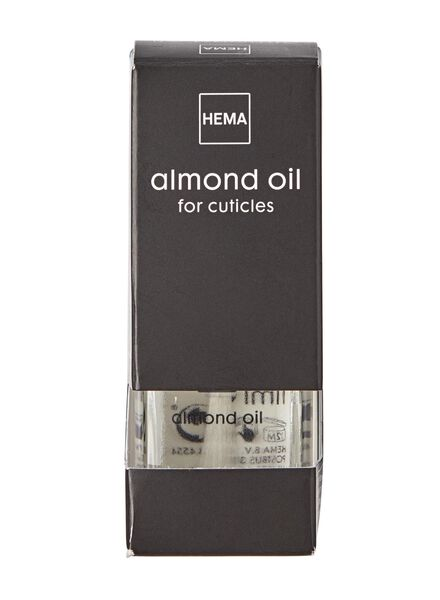 huile d'amande - 11244554 - HEMA