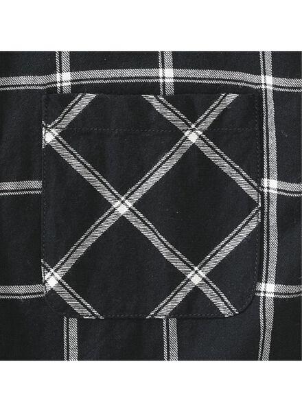 children's dress black black - 1000006003 - hema