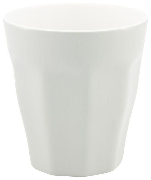 mug - 250 ml - Mirabeau mat - gris - 9602206 - HEMA