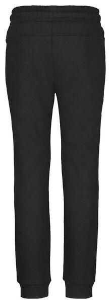 pantalon sweat enfant noir noir - 1000004031 - HEMA