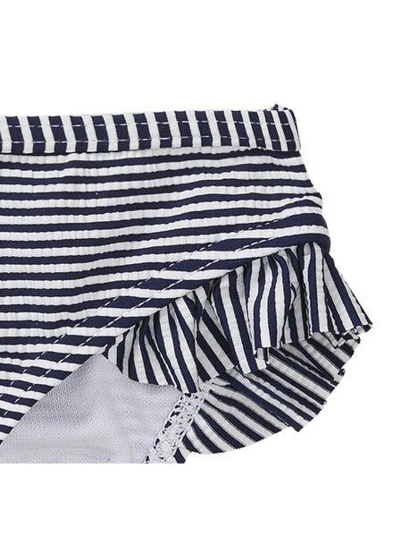 Kinder-Bikini dunkelblau - 1000011480 - HEMA