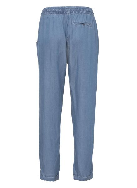 women's trousers blue blue - 1000006764 - hema