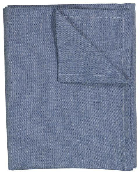 nappe 140x240 chambray bleu - 5300049 - HEMA