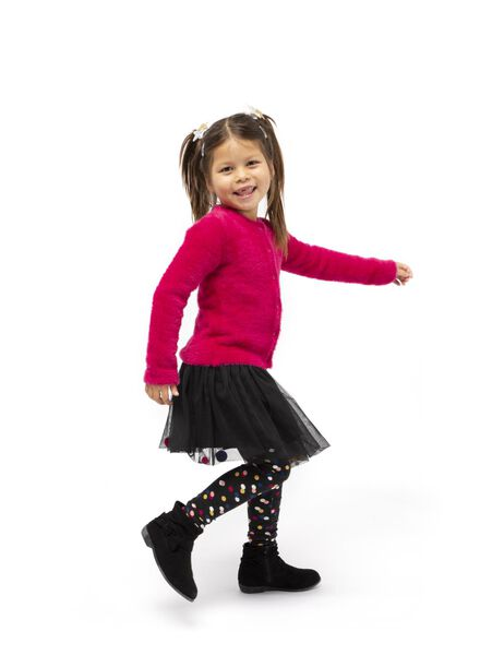 children's skirt black black - 1000017281 - hema