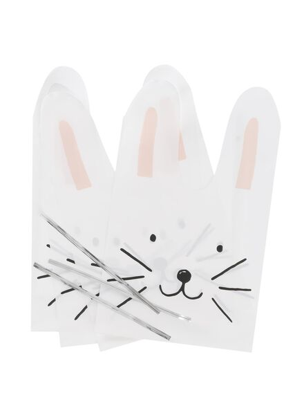 4-pack small gift bags 21 x 12.5 cm - 25820141 - hema