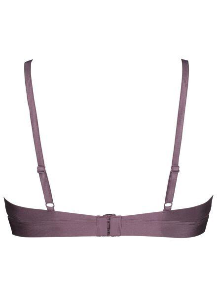 soutien-gorge paddé en mesh violet violet - 1000014572 - HEMA