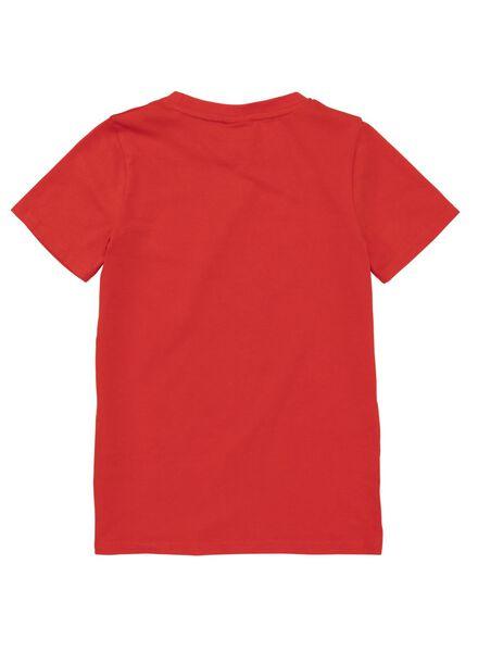children's T-shirt WC Belgium red red - 1000007246 - hema