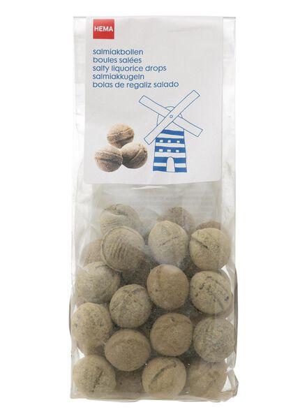 traditional Dutch liquorice balls 150 grams - 10500010 - hema