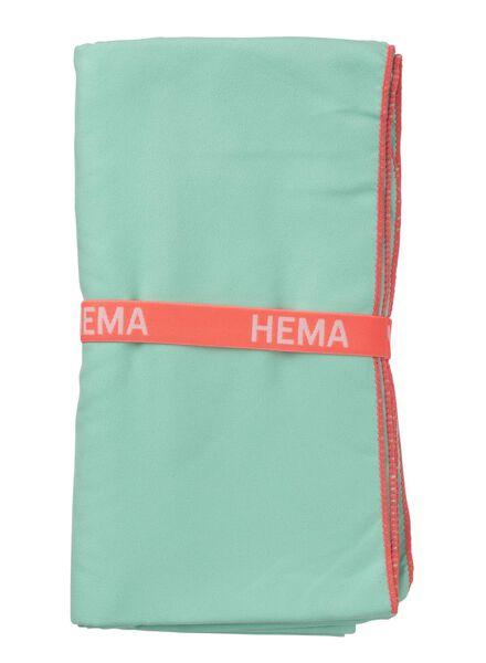 micro-fibre towel 70 x 140 cm - 5200102 - hema