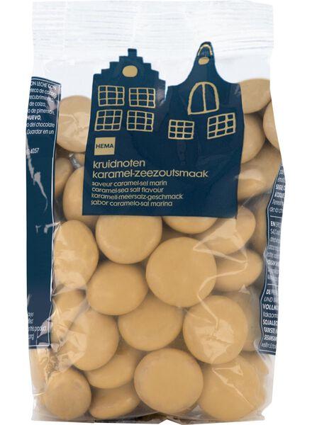 nicolettes saveur caramel-beurre salé - 200 g - 10904057 - HEMA