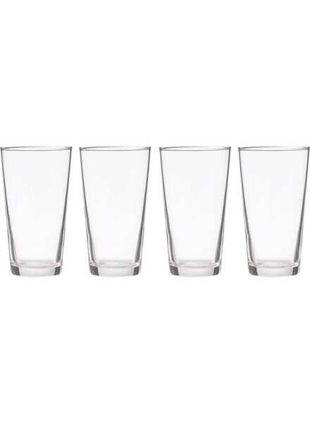 4-pack long drink glasses - 9402018 - hema