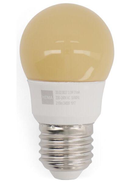 LED light bulb 22W - 215 lm - bullet - flame - 20020027 - hema