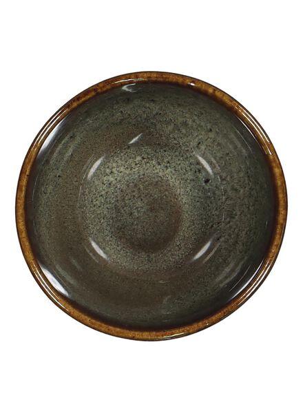 bowl 6 cm - Porto reactive glaze - taupe - 9602055 - hema